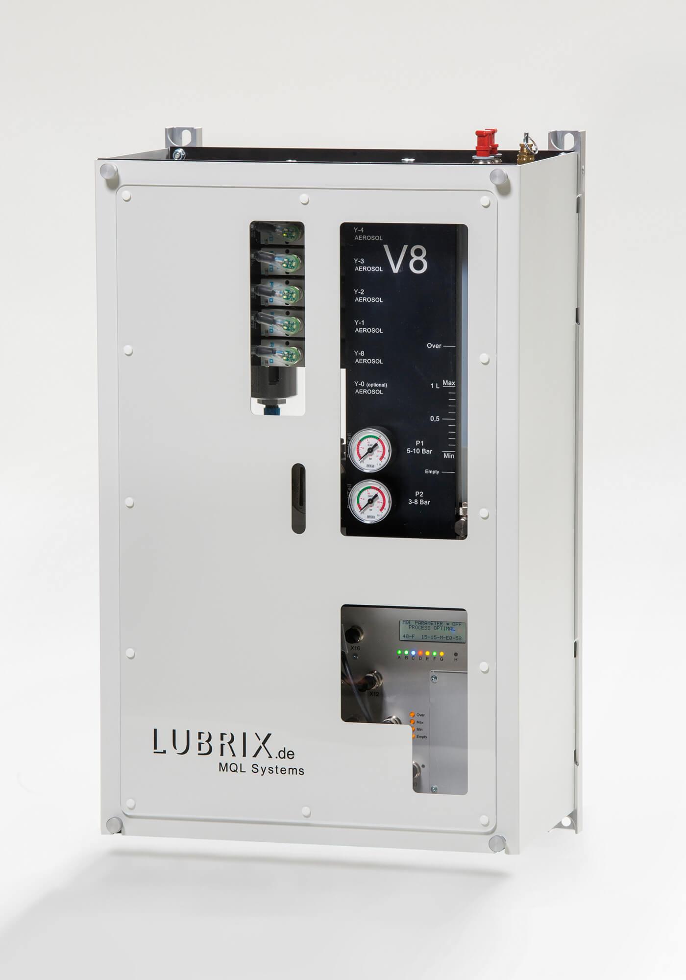 LUBRIX V8